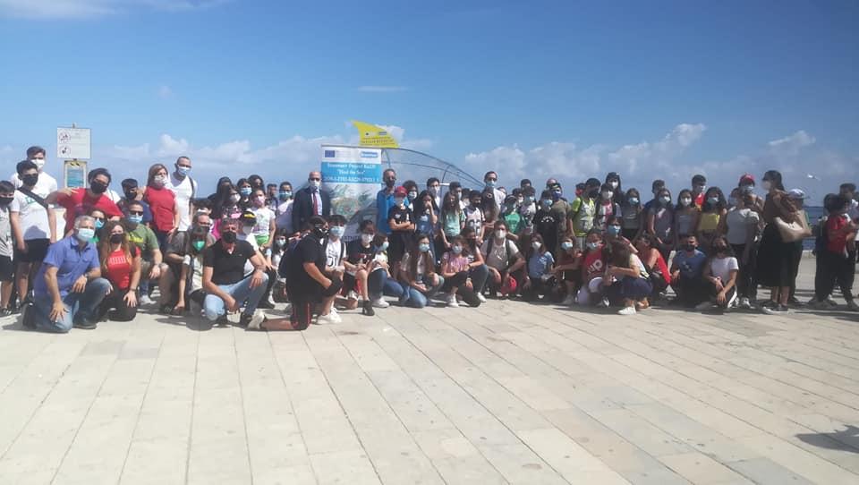 """World Oceans Day, la nostra scuola dà il suo contributo con il progetto Erasmus """"Heal the Sea"""""""