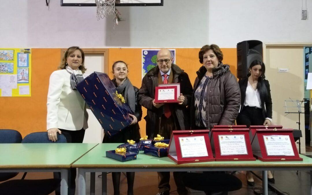 """L'ICS """"Ignazio Buttitta"""" sempre più protagonista. Due prestigiosi premi per i nostri alunni!"""