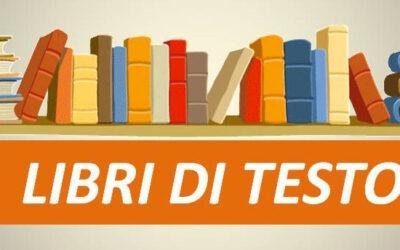 Libri di testo a.s. 2021/22 – Comunicazione sulle richieste dei libri in comodato d'uso
