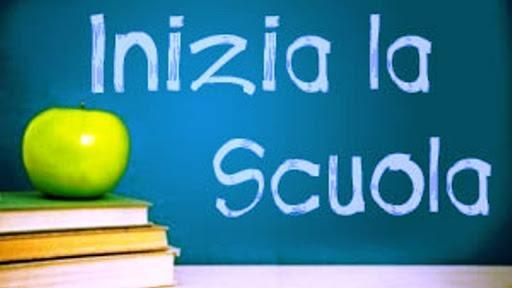 Scuola, comunicazione sull'inizio delle lezioni