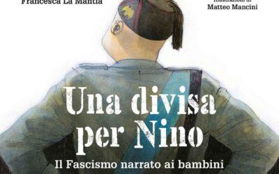 Una divisa per Nino, gli alunni della 3B ricordano le pagine nere del fascismo con la scrittrice Francesca La Mantia